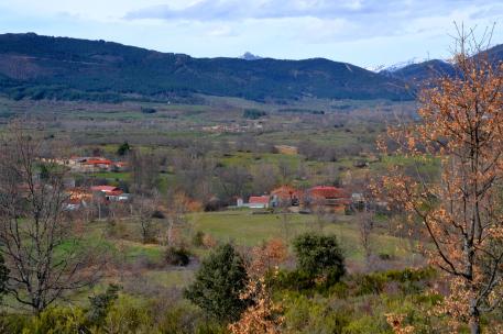 Casa rural Las Nogalas, Llamera - León